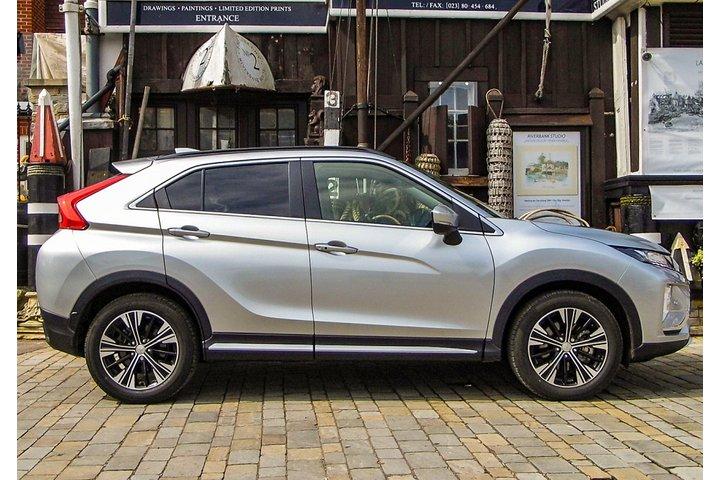 Mitsubishi Eclipse Cross: Alternative appeal   Leasing Options