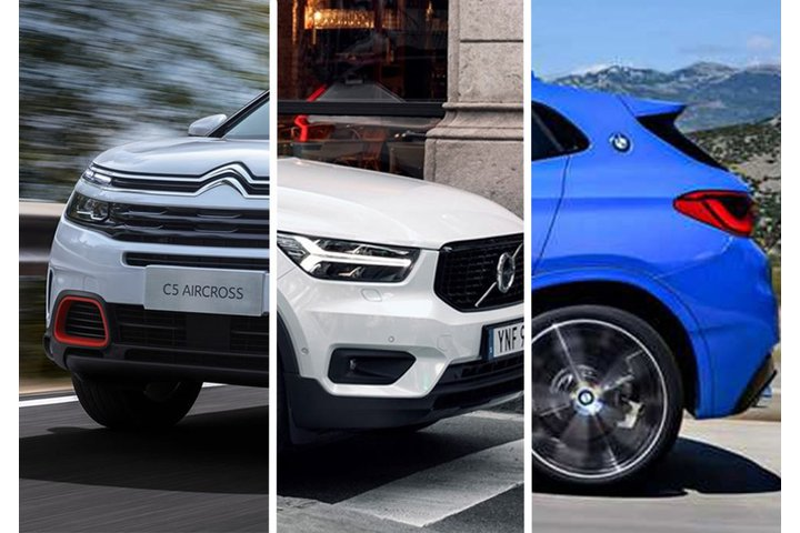 Best New Small SUVs 2018 | Leasing Options