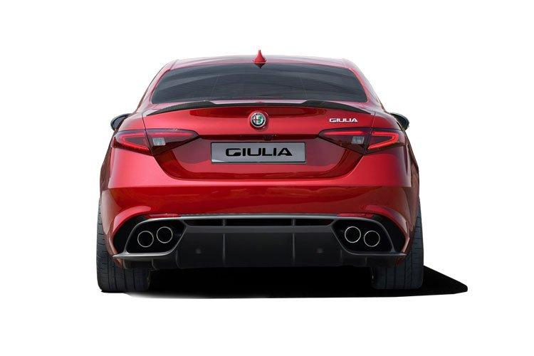 Alfa Giulia Saloon 2.9 v6 Biturbo Quadrifoglio 4dr Auto [acc] - 27