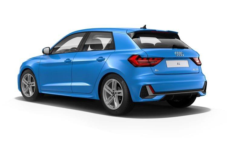 Audi a1 Sportback 25 Tfsi Technik 5dr - 28