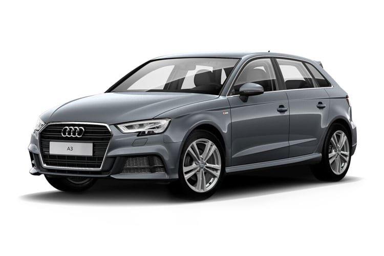 Audi a3 Diesel Sportback 35 tdi s Line 5dr s Tronic [comfort+sound] - 1
