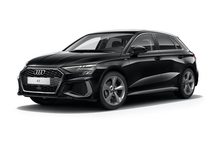 Audi a3 Diesel Sportback 35 tdi Technik 5dr s Tronic [comfort+sound] - 1