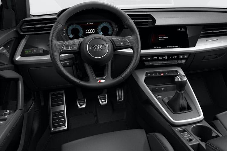 Audi a3 Saloon 30 Tfsi s Line 4dr - 4