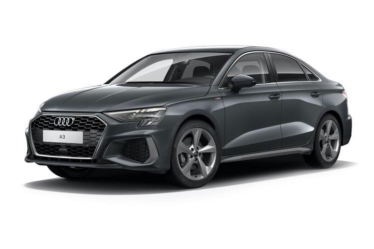 Audi a3 Saloon 35 Tfsi s Line 4dr [comfort+sound] - 1