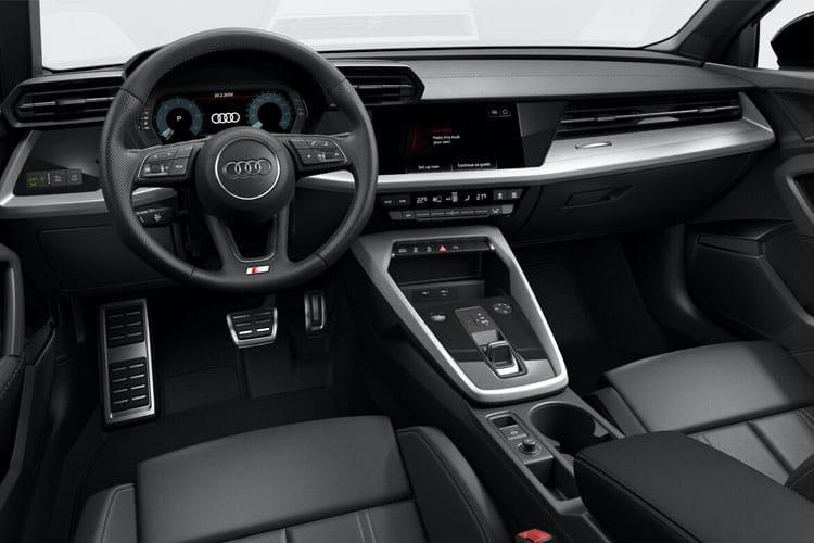 Audi a3 Sportback 30 Tfsi s Line 5dr [comfort+sound] - 10