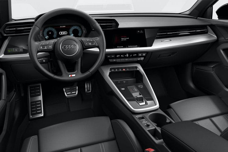 Audi a3 Sportback 30 Tfsi s Line 5dr [comfort+sound] - 12