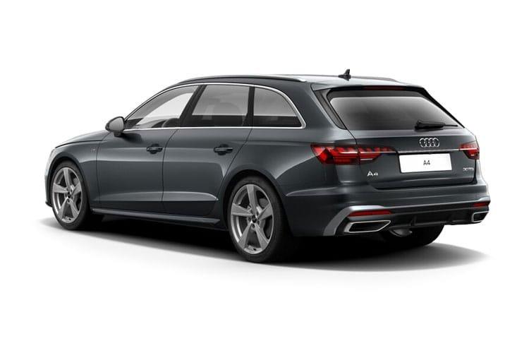 Audi a4 Avant 35 Tfsi Black Edition 5dr s Tronic - 26