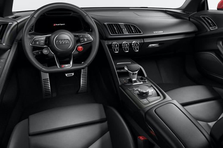 Audi r8 Coupe 5.2 fsi v10 Quattro Perform Carbon bk 2dr s Tronic - 8