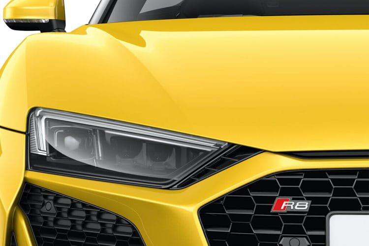 Audi r8 Spyder 5.2 fsi v10 Quattro Perform Carbon bk 2dr s Tronic - 5