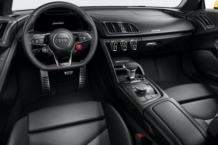 Audi r8 Spyder 5.2 fsi v10 Quattro Perform Carbon bk 2dr s Tronic - 10