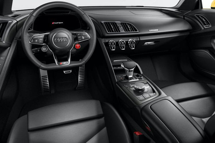 Audi r8 Spyder 5.2 fsi v10 Quattro Perform Carbon bk 2dr s Tronic - 11