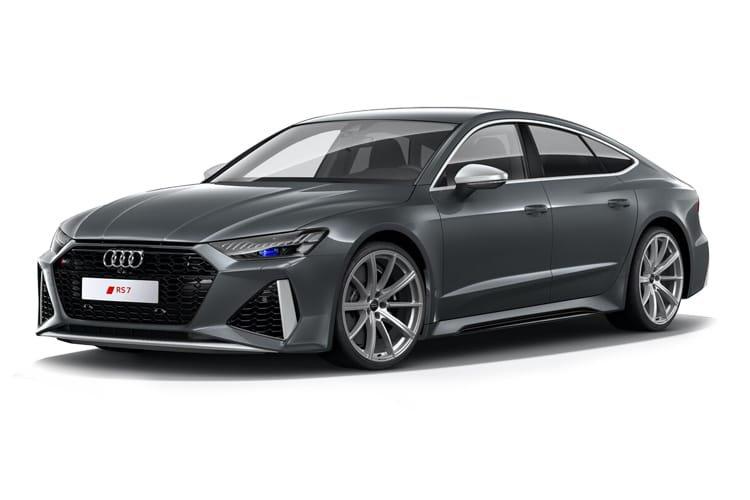 Audi rs 7 Sportback rs 7 Tfsi Quattro Carbon Black 5dr Tiptronic [c+s] - 1