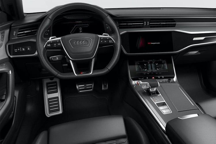 Audi rs 7 Sportback rs 7 Tfsi Quattro Vorsprung 5dr Tiptronic - 7