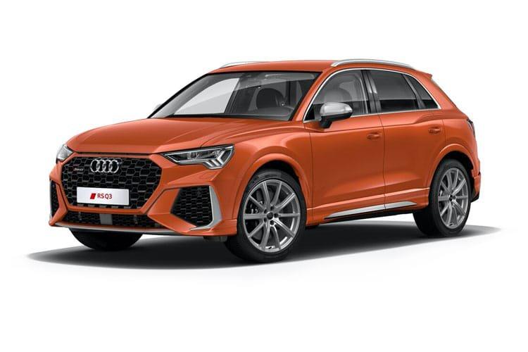 Audi rs q3 Estate rs q3 Tfsi Quattro 5dr s Tronic [comfort+sound pk] - 1