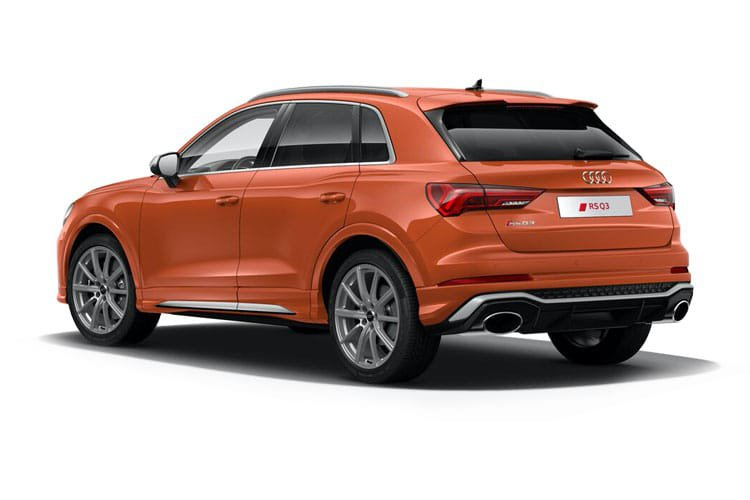 Audi rs q3 Estate rs q3 Tfsi Quattro Audi Sport Edition 5dr s Tronic - 5