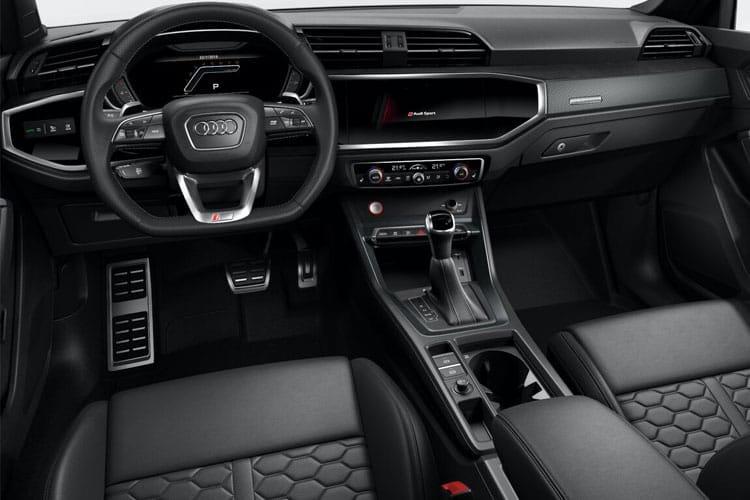 Audi rs q3 Estate rs q3 Tfsi Quattro Audi Sport Edition 5dr s Tronic - 8