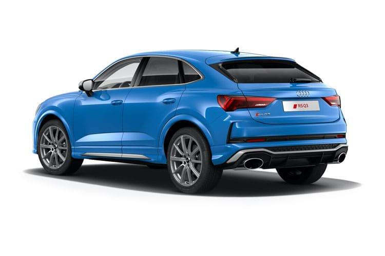 Audi rs q3 Sportback rs q3 Tfsi Quattro 5dr s Tronic [comfort+sound pk] - 6