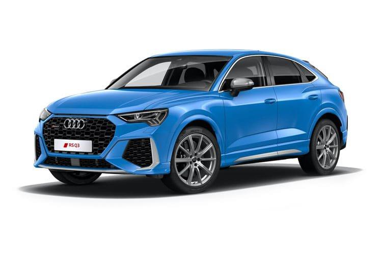 Audi rs q3 Sportback rs q3 Tfsi Quattro 5dr s Tronic [comfort+sound pk] - 1