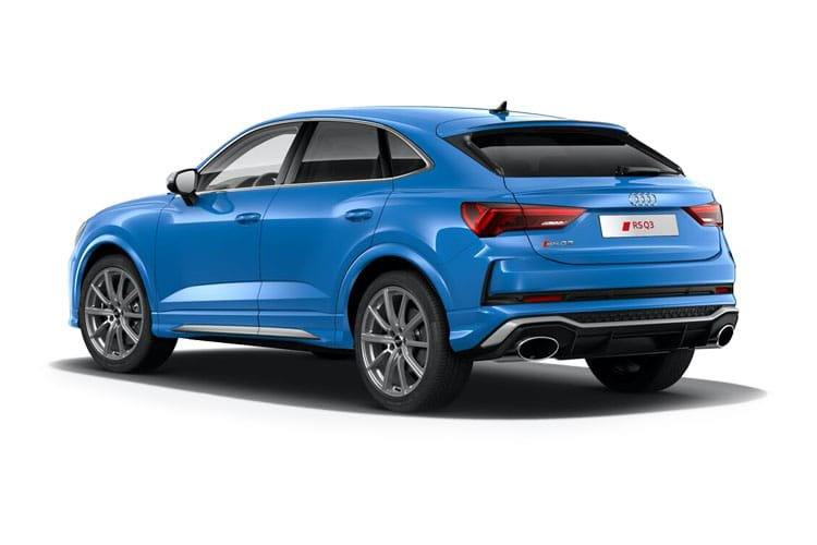Audi rs q3 Sportback rs q3 Tfsi Quattro Audi Sport ed 5dr s Tronic[c+s] - 6
