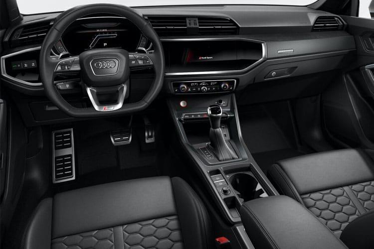 Audi rs q3 Sportback rs q3 Tfsi Quattro Audi Sport ed 5dr s Tronic[c+s] - 7