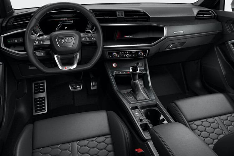 Audi rs q3 Sportback rs q3 Tfsi Quattro Audi Sport ed 5dr s Tronic[c+s] - 8