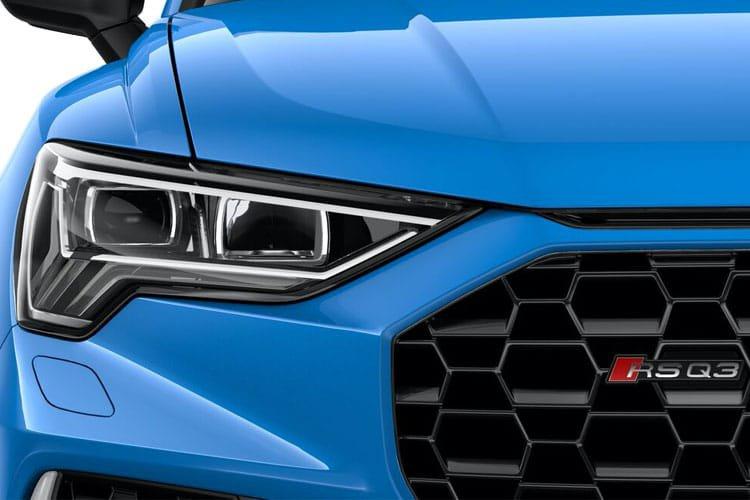 Audi rs q3 Sportback rs q3 Tfsi Quattro Audi Sport Edition 5dr s Tronic - 5