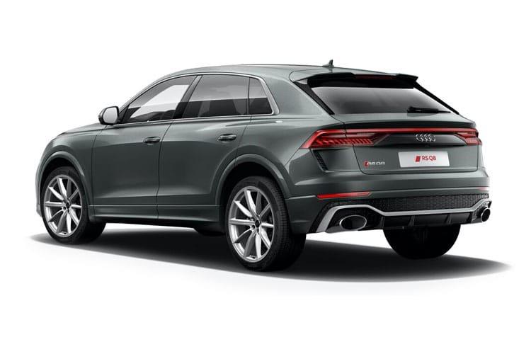 Audi rs q8 Estate rs q8 Tfsi Quattro Carbon Black 5dr Tiptronic - 5