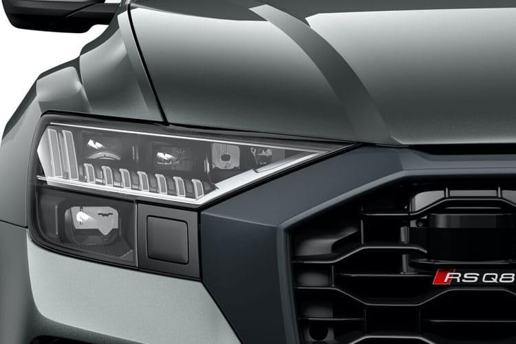Audi rs q8 Estate rs q8 Tfsi Quattro Carbon Black 5dr Tiptronic - 6