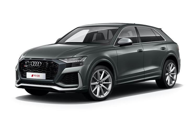 Audi rs q8 Estate rs q8 Tfsi Quattro Carbon Black 5dr Tiptronic - 1