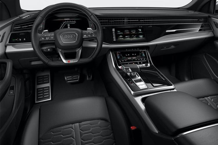 Audi rs q8 Estate rs q8 Tfsi Quattro Carbon Black 5dr Tiptronic - 7