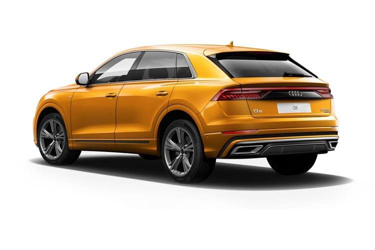 Audi rs q8 Estate rs q8 Tfsi Quattro Vorsprung 5dr Tiptronic - 5