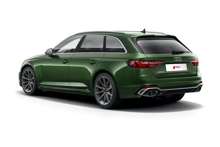 Audi rs 4 Avant rs 4 Tfsi Quattro Carbon Black 5dr s Tronic [c+s] - 5