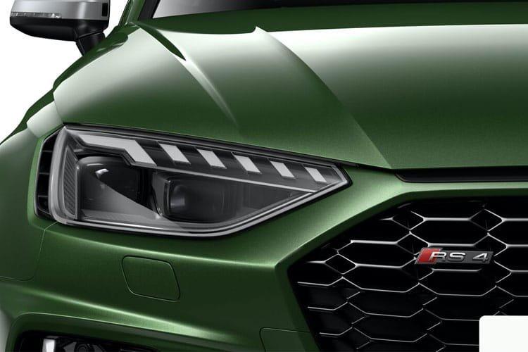 Audi rs 4 Avant rs 4 Tfsi Quattro Carbon Black 5dr s Tronic [c+s] - 6