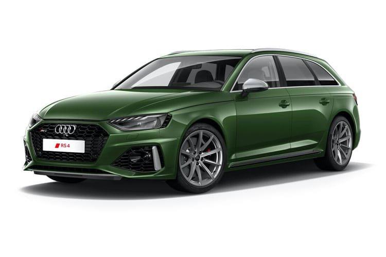 Audi rs 4 Avant rs 4 Tfsi Quattro Carbon Black 5dr s Tronic [c+s] - 1
