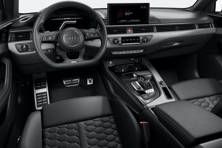 Audi rs 4 Avant rs 4 Tfsi Quattro Carbon Black 5dr s Tronic [c+s] - 7