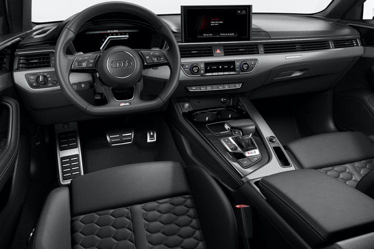 Audi rs 4 Avant rs 4 Tfsi Quattro Carbon Black 5dr s Tronic [c+s] - 8
