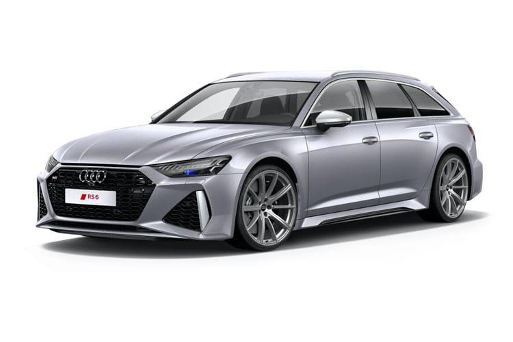 Audi rs 6 Avant rs 6 Tfsi Quattro 5dr Tiptronic [comfort + Sound] - 1