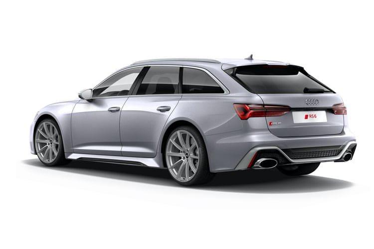 Audi rs 6 Avant rs 6 Tfsi Quattro Vorsprung 5dr Tiptronic - 5