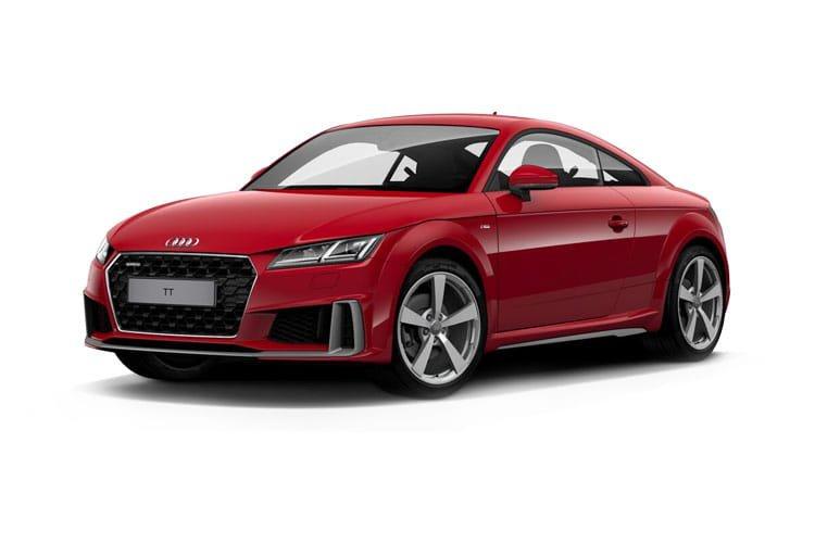 Audi tt rs Coupe tt rs Tfsi Quattro Vorsprung 2dr s Tronic - 1