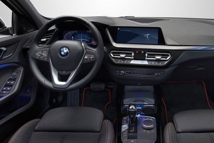 BMW 1 Series Diesel Hatchback 118d se 5dr [live Cockpit Professional] - 8