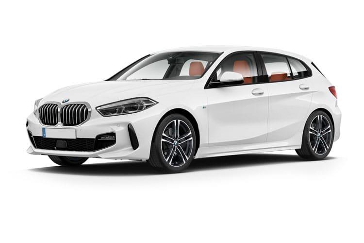 BMW 1 Series Hatchback 118i [136] m Sport 5dr [live Cockpit Propro pk] - 2