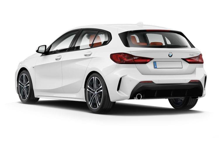 BMW 1 Series Hatchback 118i [136] m Sport 5dr Step Auto [lcp] - 4