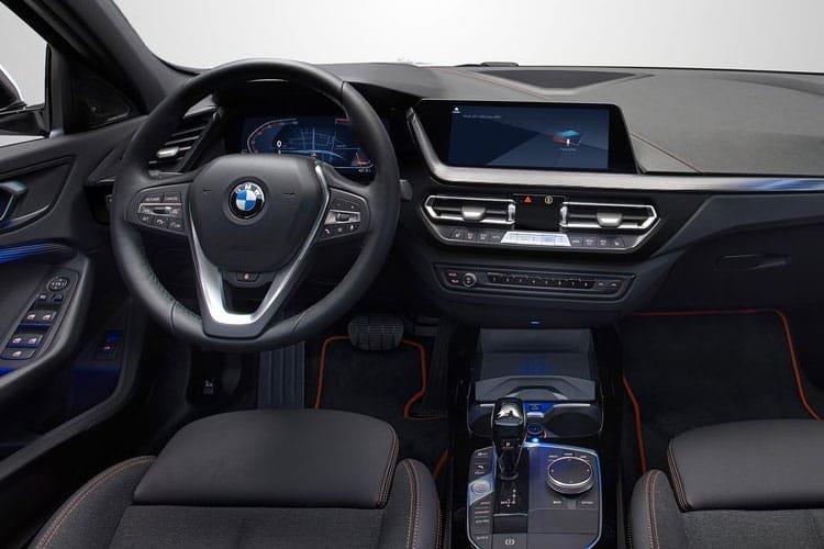 BMW 1 Series Hatchback 118i [136] m Sport 5dr Step Auto [lcp] - 8