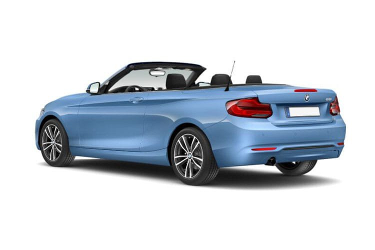 BMW 2 Series Convertible M240i 2dr [nav] Step Auto - 29