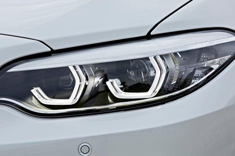 BMW 2 Series Coupe 218i [2.0] Sport 2dr [nav] - 4