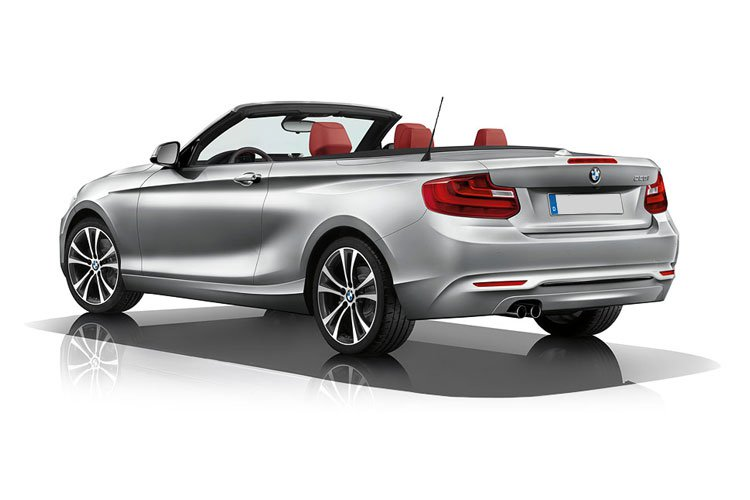BMW 2 Series Diesel Convertible 218d Sport 2dr [nav] - 29