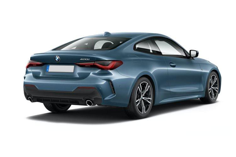 BMW 4 Series Diesel Coupe 420d Xdrive mht m Sport 2dr Step Auto - 4
