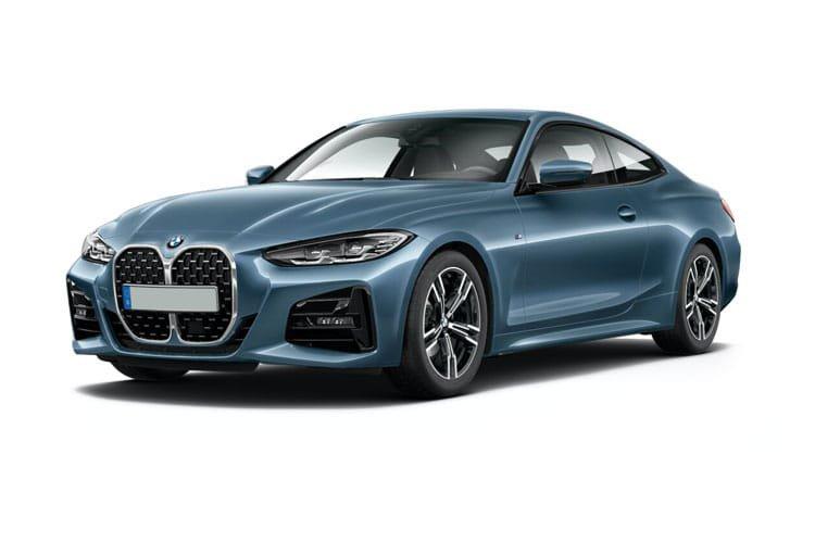 BMW 4 Series Diesel Coupe 420d Xdrive mht m Sport 2dr Step Auto - 2