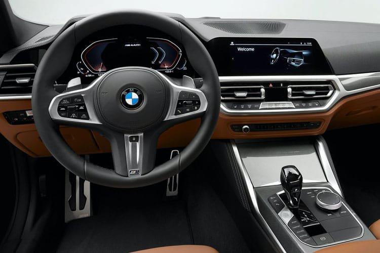 BMW 4 Series Diesel Coupe 420d Xdrive mht m Sport 2dr Step Auto - 10