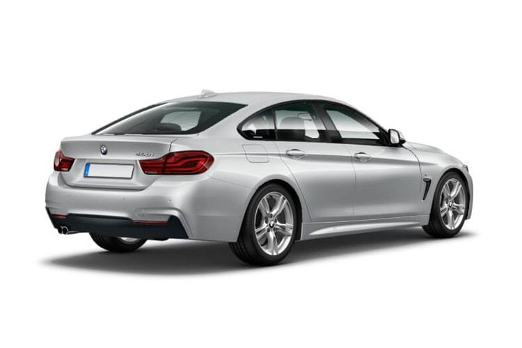 BMW 4 Series Gran Coupe 420i m Sport 5dr [professional Media] - 29